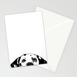 Dalmatian #1 Stationery Cards