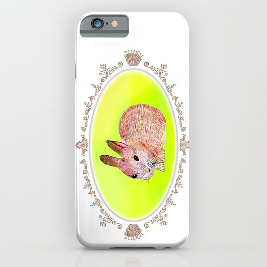 Easter Bunny iPhone & iPod Case