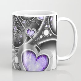 Heart Of The Machine Coffee Mug