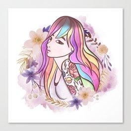 EMIKA Canvas Print