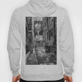 City Life (Black and White) Hoody