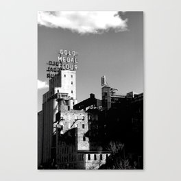 Gold Medal Flour, Minneapolis Canvas Print