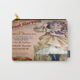 Sweet Harvest Poster Carry-All Pouch