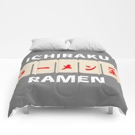 ichiraku ramen coolez Comforters