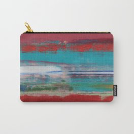 Turquoise Tortoise   Carry-All Pouch