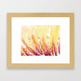 I Rise Framed Art Print