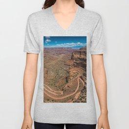 Canyonlands National Park Unisex V-Neck