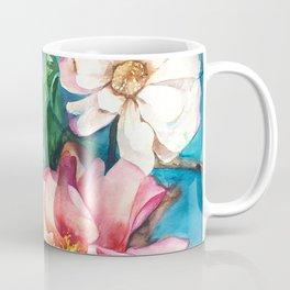 Tropical Floral I Coffee Mug