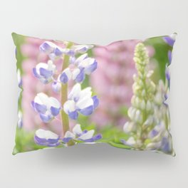 Lovely Lupines Pillow Sham