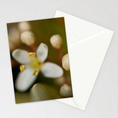 Blossom budding Stationery Cards