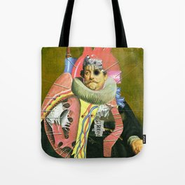 Another Portrait Disaster · van Dyck Tote Bag