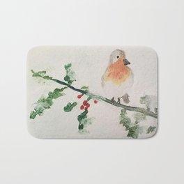 Snowbird Bath Mat