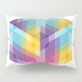 Fig. 024 Hexagon shapes Pillow Sham