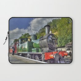 Steam Train at Bewdley Laptop Sleeve
