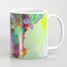 Iris Drops Coffee Mug