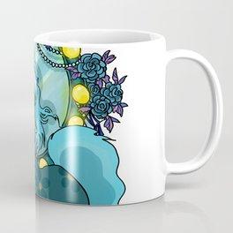 Primadonna's horse - white Coffee Mug