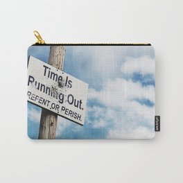 Repent or Perish Carry-All Pouch