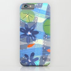 Lily Pond Life iPhone 6s Slim Case