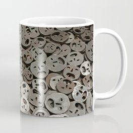 lost faces Coffee Mug