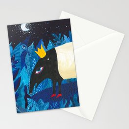 Prom queen Stationery Cards