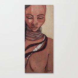 Black Venus Canvas Print