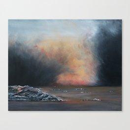 Iceland-GerlindeStreit Canvas Print
