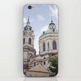 Church in Prague iPhone Skin