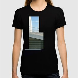 savoye glitch T-shirt