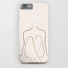 Harmony 01 iPhone Case