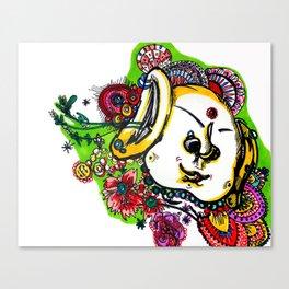 Booo-dah Canvas Print