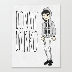Donnie Canvas Print