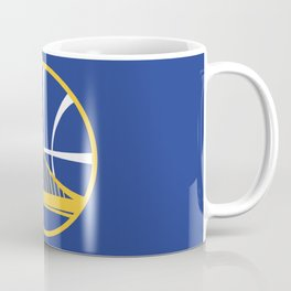 Warriors Logo Coffee Mug