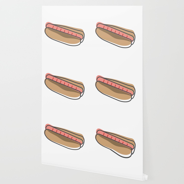 Hot Dog Wallpaper