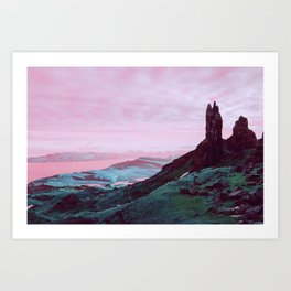 Pieces of a Dream Art Print