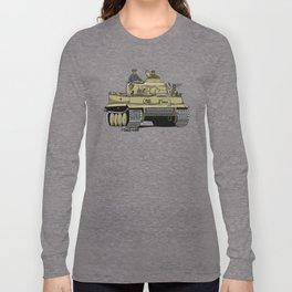 Dogs of War: Tiger 1 Long Sleeve T-shirt