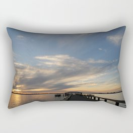 Path to a New Day Rectangular Pillow