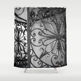 Iron Gate 1 Shower Curtain
