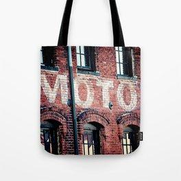 Rev up Tote Bag