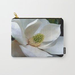 Backyard Magnolia Carry-All Pouch