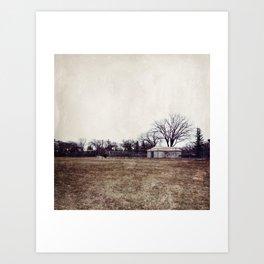 Urbania Five Art Print