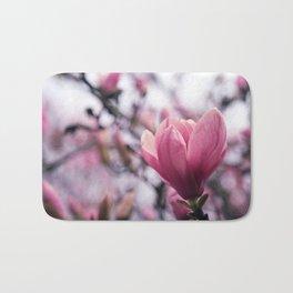 Magnolia Blossom Bath Mat