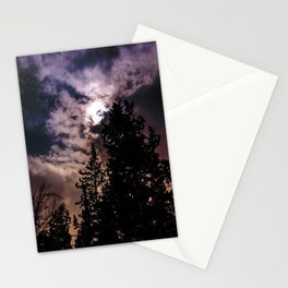 Sky & trees Stationery Cards