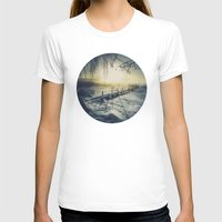 rowing T-shirts featuring Winter you winter me by HappyMelvin
