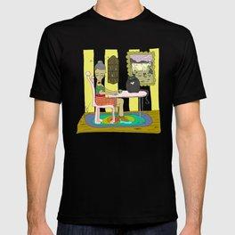 """""""Quiet Waiting"""" 2013 a. correia T-shirt"""