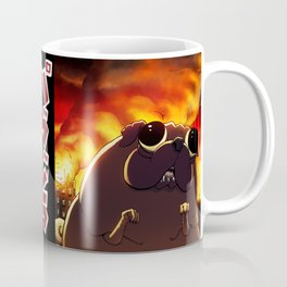 PUGZILLA  Coffee Mug