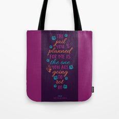 The Color Purple's Celie Tote Bag