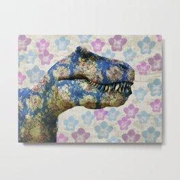 Dinosaur Metal Print