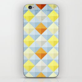 Abstract Pattern iPhone Skin
