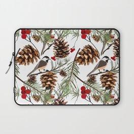 Winter Theme Laptop Sleeve