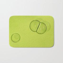 Iridescent Colours of Soap Film Bath Mat
